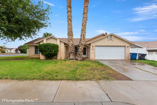 444 N 2000 E, St George, UT 84790 (MLS #21-226865) :: The Real Estate Collective