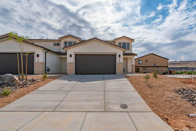 519 N 550 W #150, Hurricane, UT 84737 (MLS #21-226884) :: The Real Estate Collective