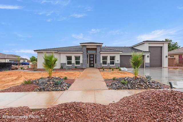 2455 S Martin St, Hurricane, UT 84737 (MLS #21-226911) :: The Real Estate Collective