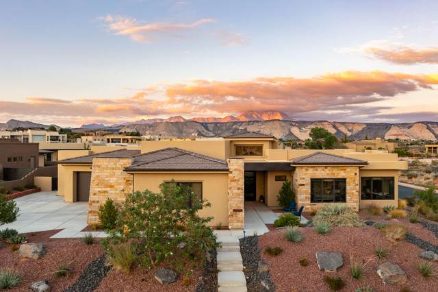 2196 W Reserve Cir, St George, UT 84770 (MLS #21-226941) :: The Real Estate Collective