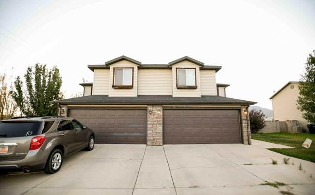 2988 N Gemini Meadows Ln, Cedar City, UT 84721 (MLS #21-226942) :: The Real Estate Collective