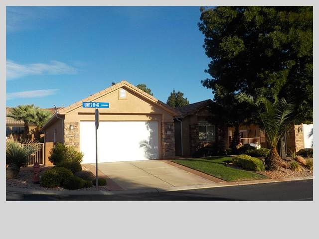 1806 N Dixie Downs Dr #11, St George, UT 84770 (MLS #21-226947) :: Sycamore Lane Realty Co.
