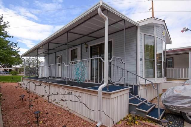 1160 E Telegraph St #64, Washington, UT 84780 (MLS #21-226955) :: The Real Estate Collective