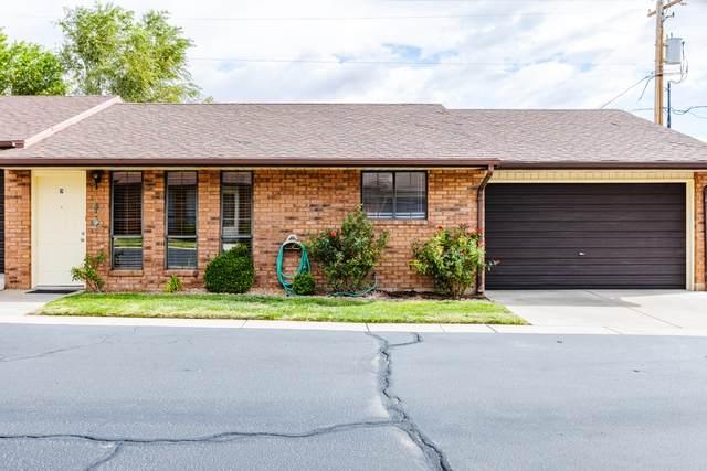 55 400 S #9, St George, UT 84770 (MLS #21-226966) :: Kirkland Real Estate | Red Rock Real Estate