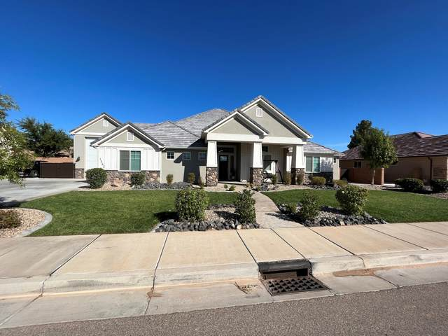 1342 Marigold Way, St George, UT 84790 (MLS #21-226979) :: The Real Estate Collective