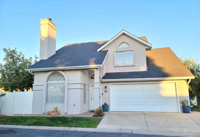 1040 N 1300 W #66, St George, UT 84770 (MLS #21-226986) :: The Real Estate Collective