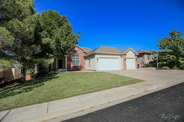231 N 1210 W, St George, UT 84770 (MLS #21-226987) :: The Real Estate Collective