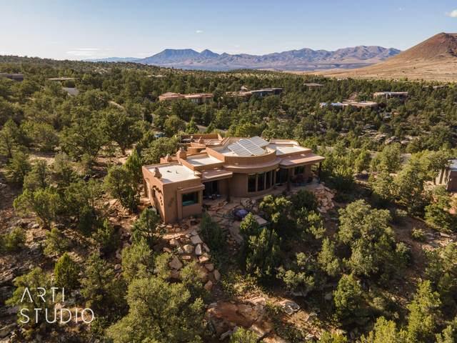 432 N Rock Garden Ln, Dammeron Valley, UT 84783 (MLS #21-226989) :: The Real Estate Collective