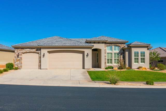 1420 W Grapevine, St George, UT 84790 (MLS #21-226991) :: The Real Estate Collective