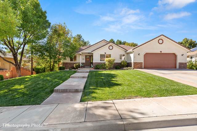 81 N 1100 W, St George, UT 84770 (MLS #21-226997) :: The Real Estate Collective