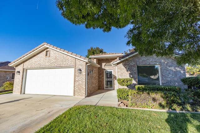 1040 S 1100 E #59, St George, UT 84790 (MLS #21-227000) :: The Real Estate Collective