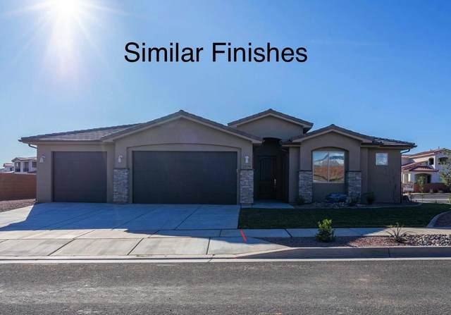 Lot 604 Bella Sol Dr, Santa Clara, UT 84765 (MLS #21-227001) :: The Real Estate Collective