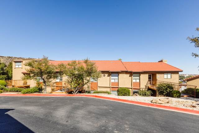 161 W 950 S #D4, St George, UT 84770 (MLS #21-227008) :: Red Stone Realty Team