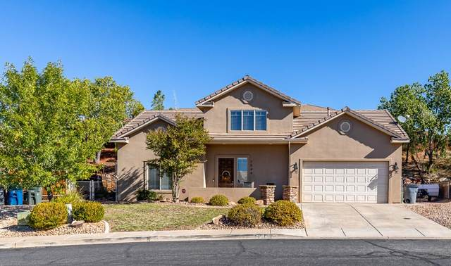 1544 W 1550 N, St George, UT 84770 (MLS #21-227009) :: The Real Estate Collective
