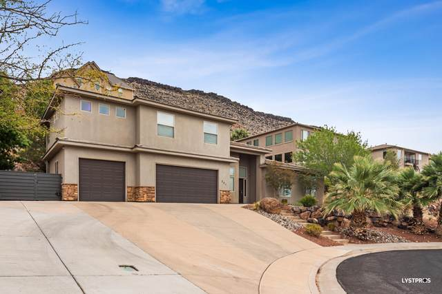 221 1210 W Cir, St George, UT 84770 (MLS #21-227010) :: The Real Estate Collective