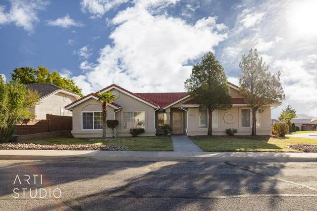 46 N 2080 E Cir, St George, UT 84790 (MLS #21-227044) :: The Real Estate Collective