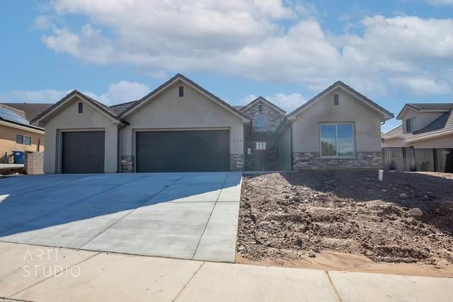 339 W 850 N, La Verkin, UT 84745 (MLS #21-227046) :: The Real Estate Collective