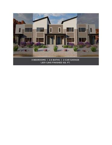 5801 S Carnelian Way #10, St George, UT 84790 (MLS #21-227067) :: Red Stone Realty Team