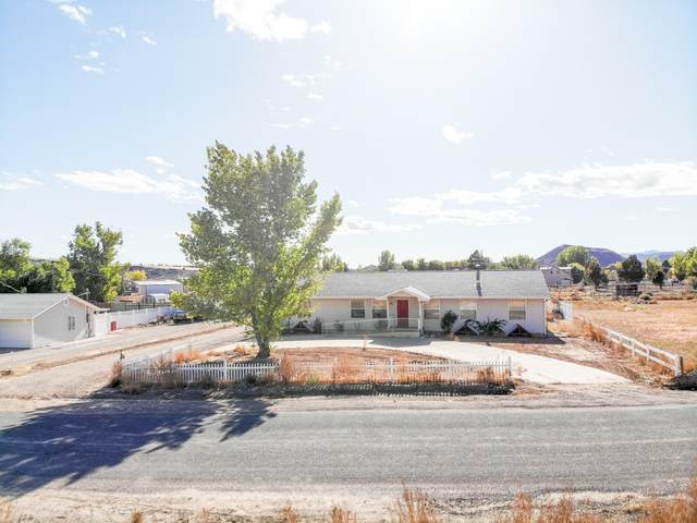 1171 W Diamond Valley, St George, UT 84770 (MLS #21-227120) :: Hamilton Homes of Red Rock Real Estate & ERA Brokers Consolidated