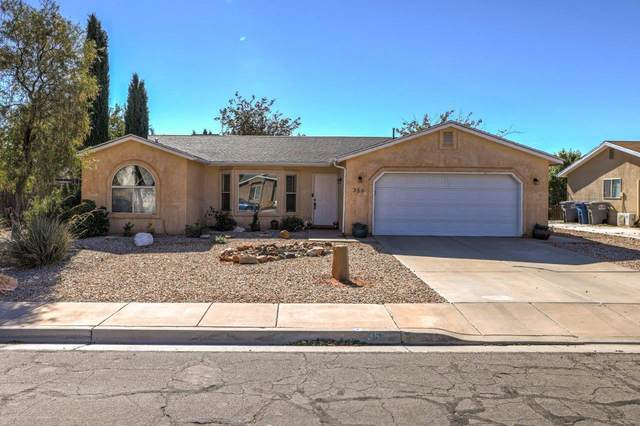 356 E 500 S, Ivins, UT 84738 (MLS #21-227122) :: Hamilton Homes of Red Rock Real Estate & ERA Brokers Consolidated