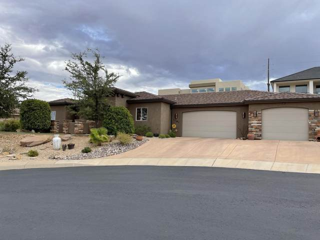 1381 W 2410 S Cir, St George, UT 84770 (MLS #21-227128) :: Hamilton Homes of Red Rock Real Estate & ERA Brokers Consolidated