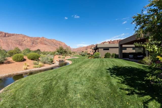 150 N Snow Canyon Dr #19, Ivins, UT 84738 (MLS #21-227145) :: Team SURGE @ KW St. George