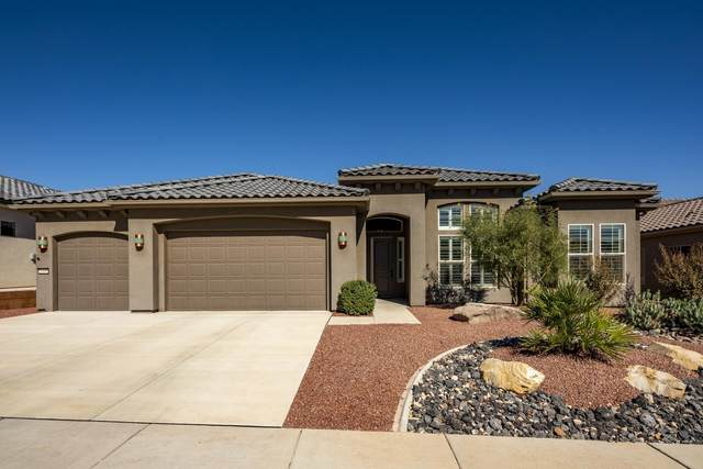 1468 W Grapevine Dr, St George, UT 84790 (MLS #21-227153) :: Red Stone Realty Team