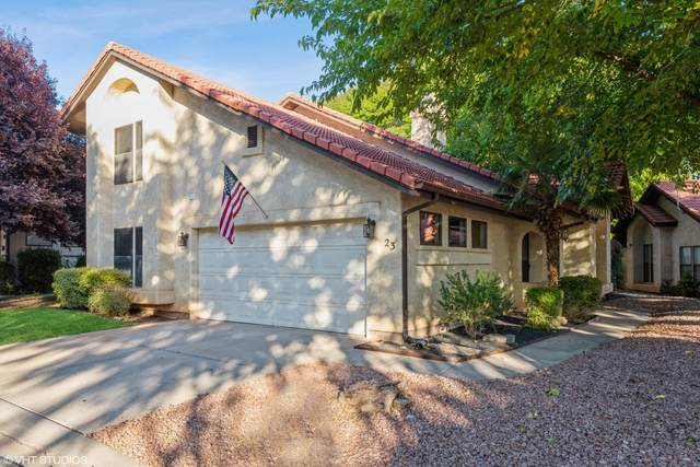 301 S 1200 E #23, St George, UT 84790 (MLS #21-227157) :: Hamilton Homes of Red Rock Real Estate & ERA Brokers Consolidated