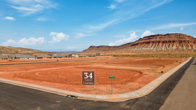Address Not Published Lot #34, Washington, UT 84780 (MLS #21-227176) :: Hamilton Homes of Red Rock Real Estate & ERA Brokers Consolidated