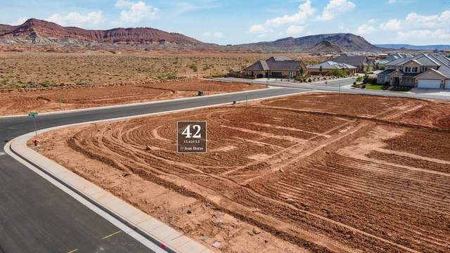 Address Not Published Lot #42, Washington, UT 84780 (MLS #21-227184) :: Hamilton Homes of Red Rock Real Estate & ERA Brokers Consolidated