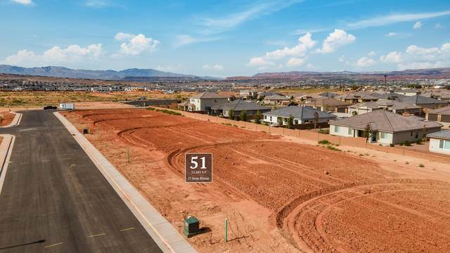 Address Not Published Lot #51, Washington, UT 84780 (MLS #21-227191) :: Hamilton Homes of Red Rock Real Estate & ERA Brokers Consolidated