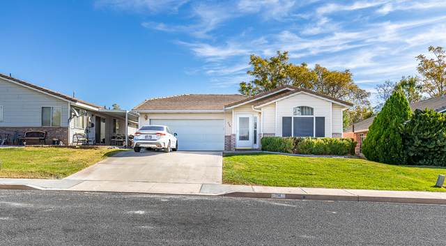 734 N 1460 W, St George, UT 84770 (MLS #21-227194) :: Hamilton Homes of Red Rock Real Estate & ERA Brokers Consolidated