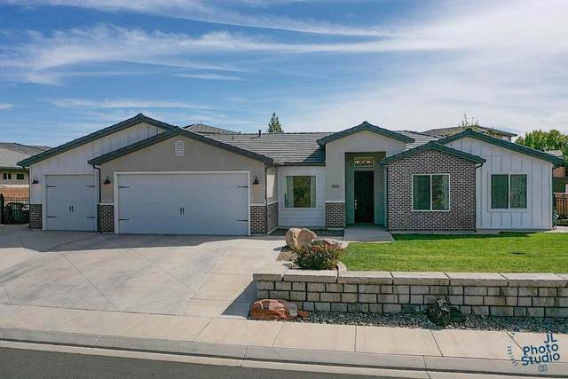 3515 W Park View Dr, Hurricane, UT 84737 (MLS #21-227219) :: Red Stone Realty Team