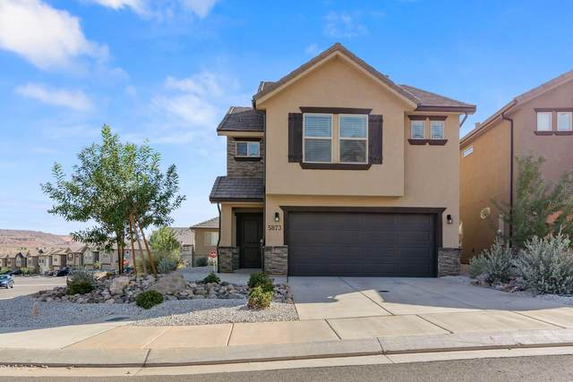 5873 S Firebird Way, St George, UT 84790 (MLS #21-227228) :: Hamilton Homes of Red Rock Real Estate & ERA Brokers Consolidated