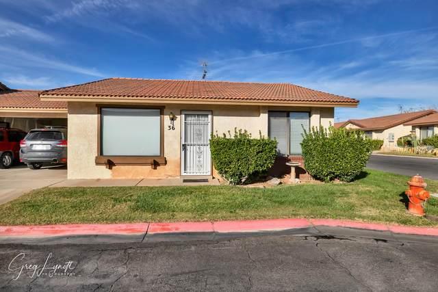 1075 N 1400 W #36, St George, UT 84770 (MLS #21-227232) :: Kirkland Real Estate | Red Rock Real Estate