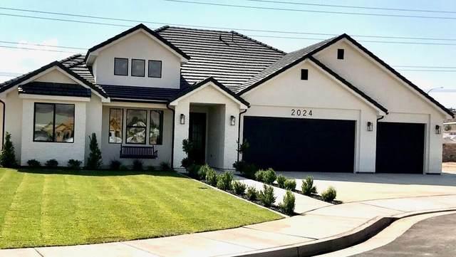 2024 S 3010 Cir E, St George, UT 84790 (MLS #21-227246) :: Kirkland Real Estate | Red Rock Real Estate