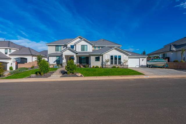 2943 E Sycamore, St George, UT 84790 (MLS #21-227263) :: Red Stone Realty Team