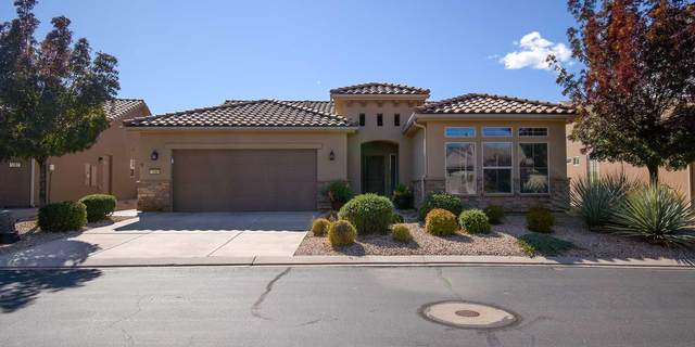1395 W Forest Hill Drive Dr, St George, UT 84790 (MLS #21-227275) :: Red Stone Realty Team