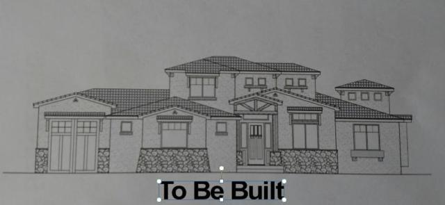 1193 W Cresole Drive St, St George, UT 84770 (MLS #17-185247) :: Remax First Realty