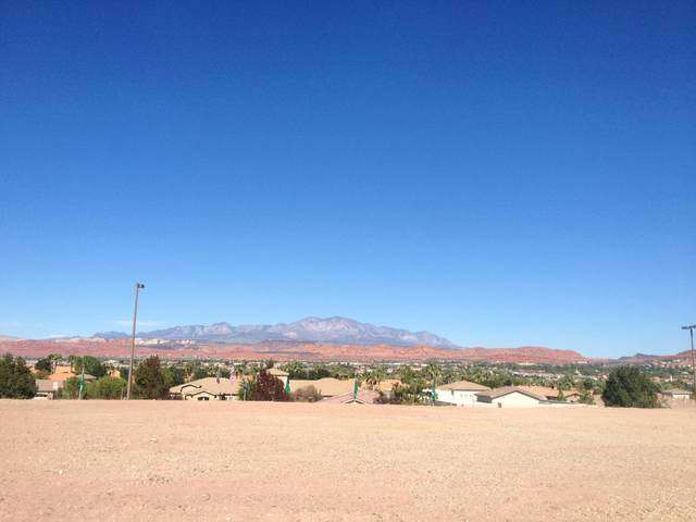2243 W Sunbrook Dr #104, St George, UT 84770 (MLS #17-186448) :: The Real Estate Collective