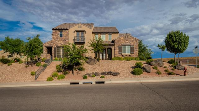 1055 W Province Way #101, St George, UT 84770 (MLS #17-186587) :: Remax First Realty