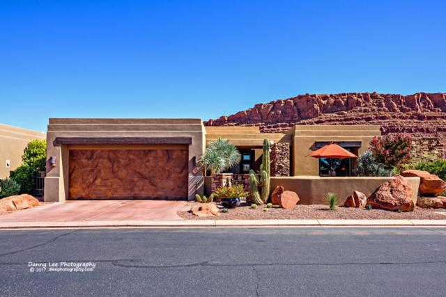 2410 W Entrada Trail #7, St George, UT 84770 (MLS #17-188536) :: Remax First Realty