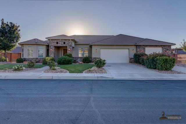 591 Whitney Dr, St George, UT 84770 (MLS #17-188903) :: Red Stone Realty Team