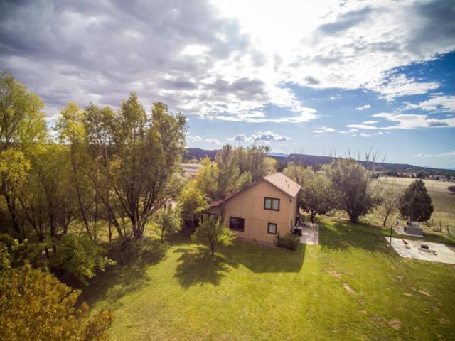 825 N Horsemans Park, Dammeron Valley, UT 84783 (MLS #17-189097) :: Saint George Houses