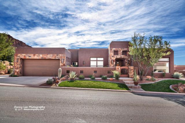 3052 N Snow Canyon Parkway #62, St George, UT 84770 (MLS #17-189390) :: The Real Estate Collective