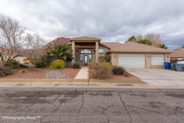 455 E 200 S, Ivins, UT 84738 (MLS #18-190697) :: Red Stone Realty Team