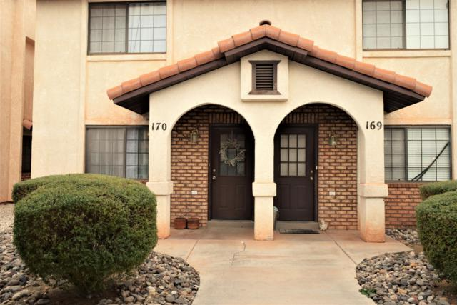 1045 N 1725 #170, St George, UT 84770 (MLS #18-190892) :: The Real Estate Collective