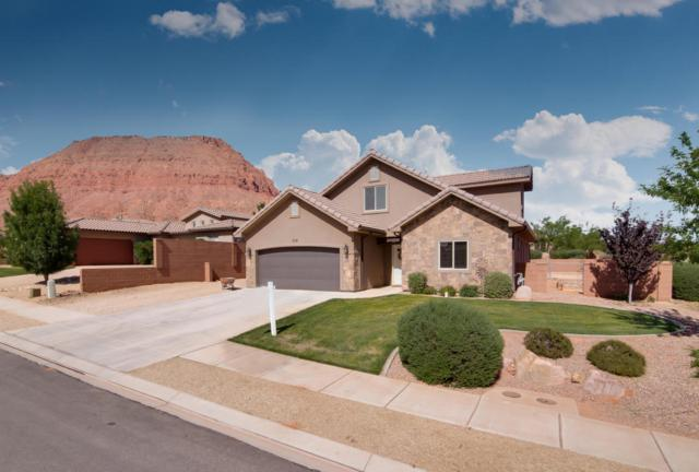 254 Falcon Ct, Ivins, UT 84738 (MLS #18-191413) :: Red Stone Realty Team