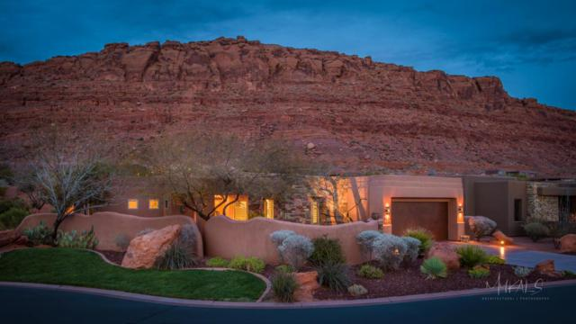 2336 W Entrada Trail #40, St George, UT 84770 (MLS #18-191491) :: Remax First Realty
