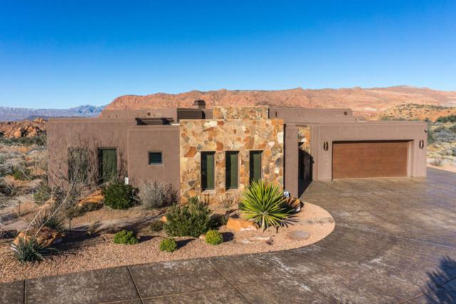 4683 Petroglyph Dr, St George, UT 84770 (MLS #18-191725) :: Red Stone Realty Team